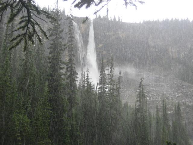 Twin Falls (Parque Nacional Yoho)