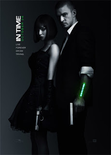 In Time movie poster film review