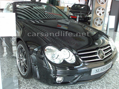 Car of the Day # 19 Mercedes SL65 AMG