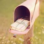 Escreva para mim: Fico muito feliz em ler!!