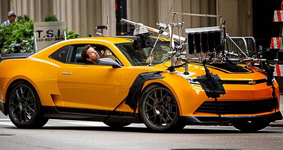 Transformers 4: Age of Extinction Features General Motors Facilities