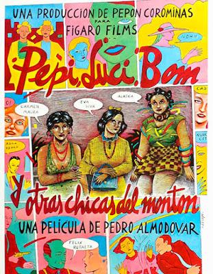 Pepi, Luci, Bom. Y otras chicas del montón, de Pedro Almodóvar, 1980.