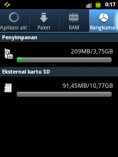 "Tutorial Swap internal Galaxy Young""GT-S5360"" Lengkap"