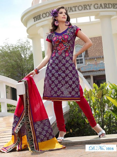 Designer Anarkali Salwar Kameez, Fancy Embroidery Anarkali Salwar Suits in USA