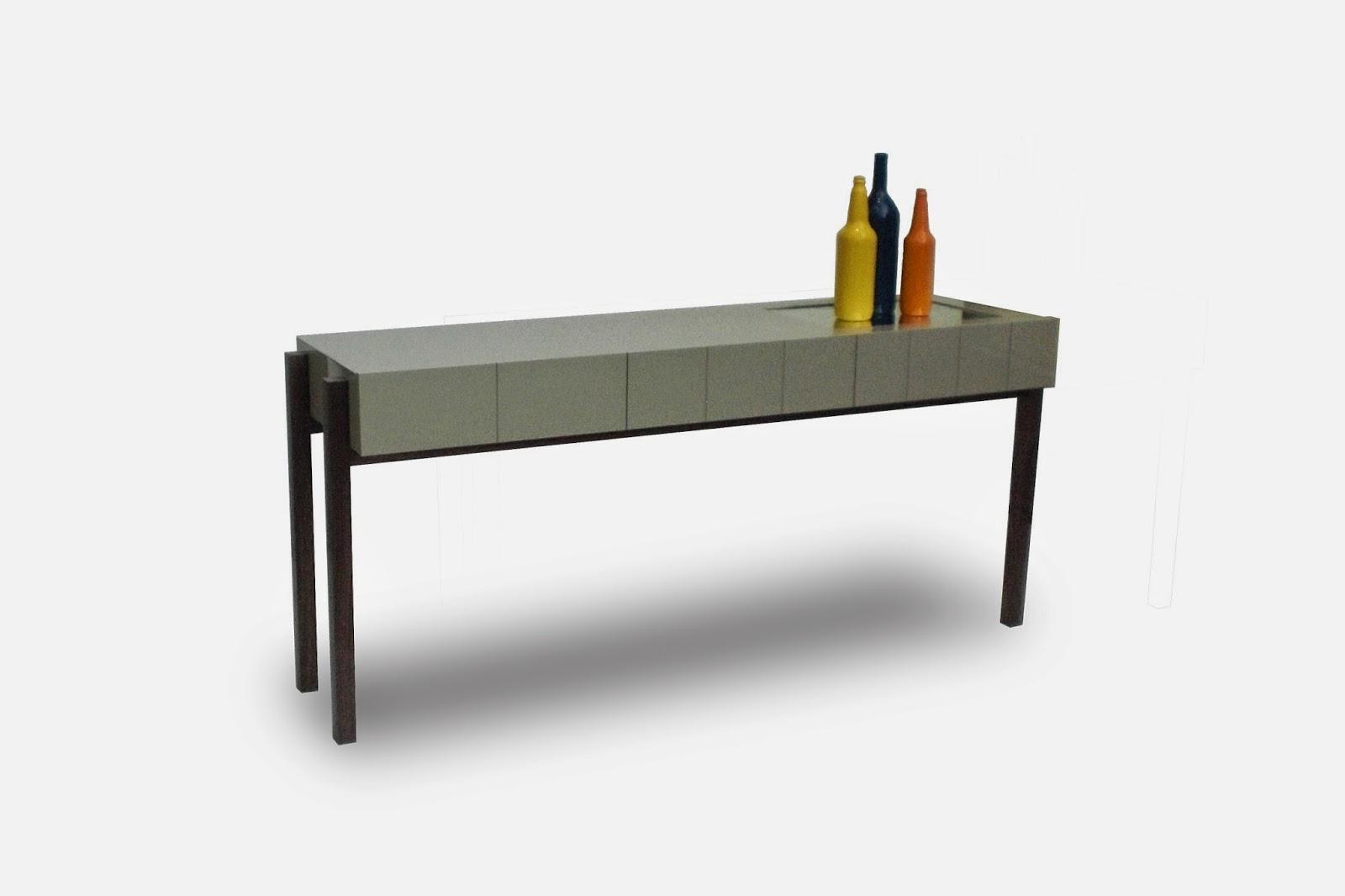 Armario Tela Hipercor ~ Girona Design Girona Design homenageia Lina Bo Bardi com o buffet e aparador Lina