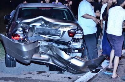 Punca Kemalangan Maut di Federal Highway