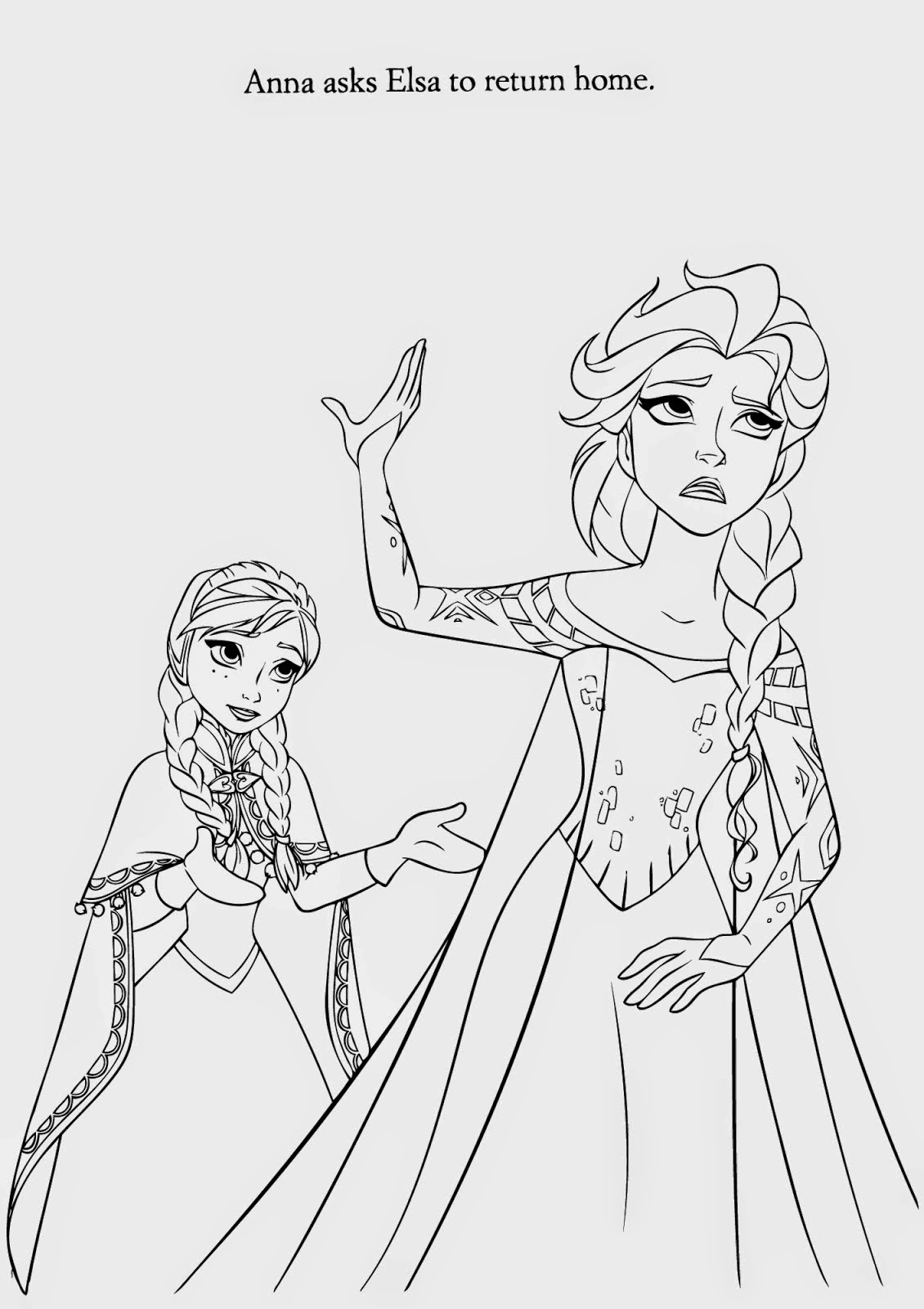 17 Best Beautiful Coloring Pages Frozen Ready to Print