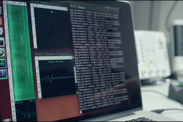 ubuntu spotted in project soli