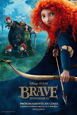 brave (indomable) 13441 Brave (Indomable) (2012) Español Latino