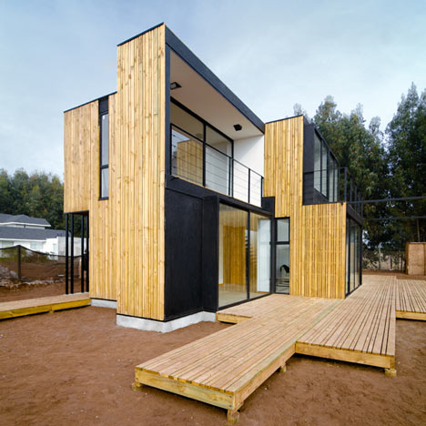 Architecture As Aesthetics Sip Panel House By Alejandro