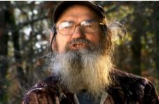Uncle Si, the storyteller