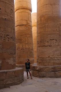Templo de Karnak, Luxor - Viaje a Egipto