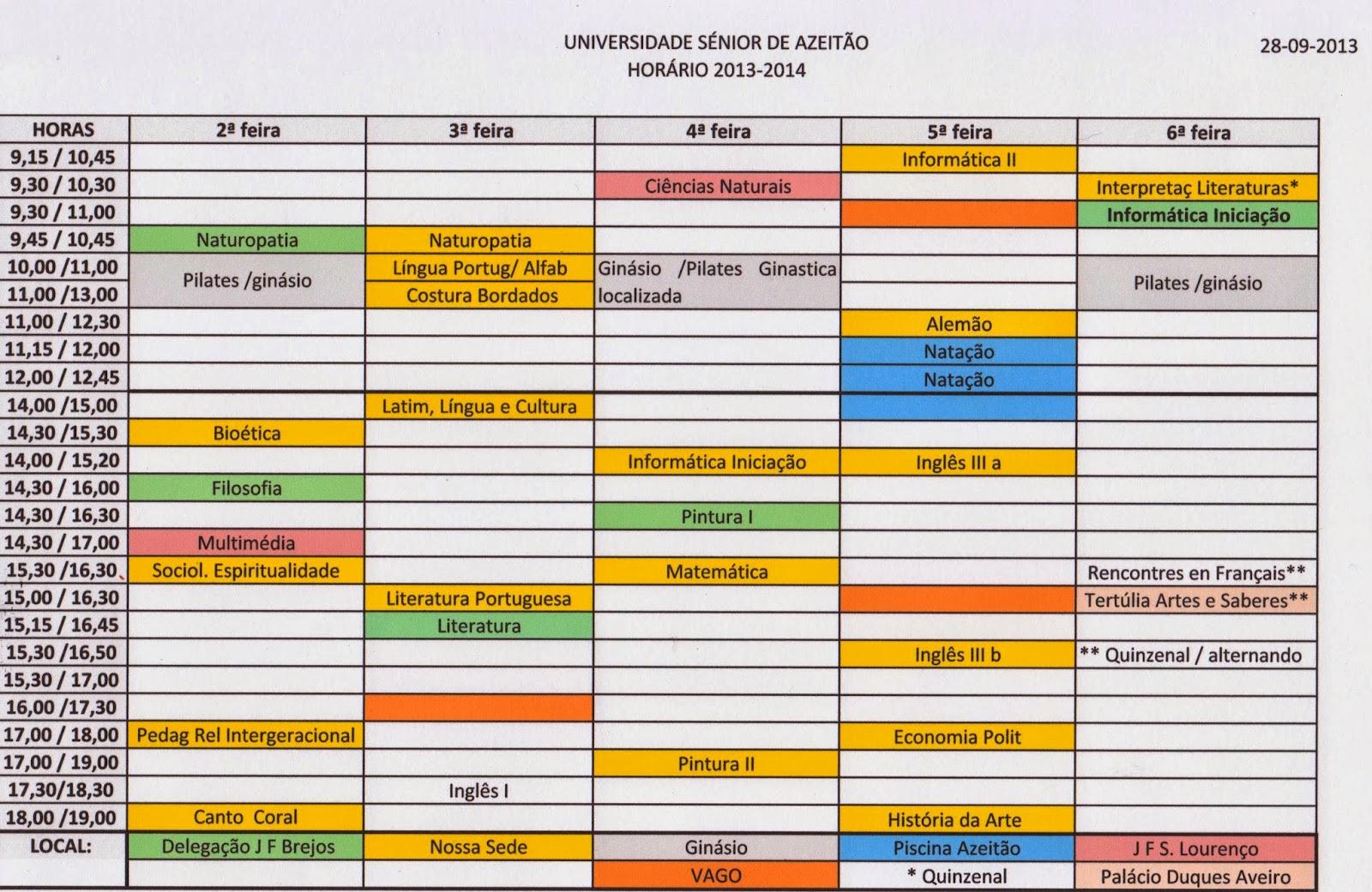 calendario y horarios f1 2013