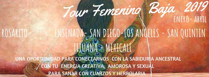 TOUR  FEMENINO  2019