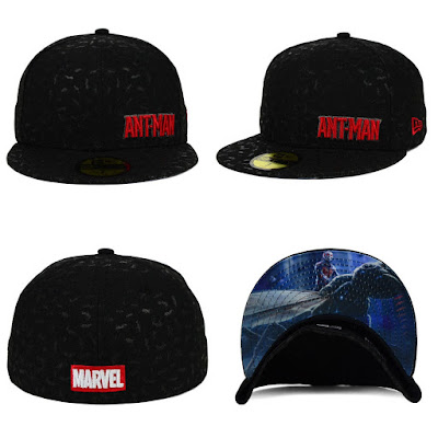 Marvel's Ant-Man Hat Collection by New Era - Ant All Over 59FIFTY Fitted Cap