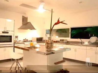 Cocinas con desayunador islas diseno de interiores for Cocinas con desayunador ideas