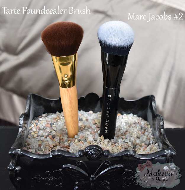 Tarte Maracuja Miracle Foundcealer Oil Bamboo Brush Review