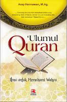 toko buku rahma: buku ulumul quran, pengarang acep hermawan, m.ag, penerbit rosda