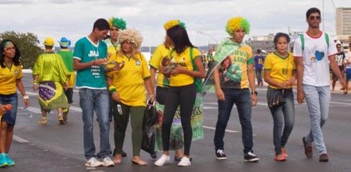 Seleção da Juventude Missionária de Brasília joga a Favor da Vida
