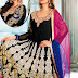 Preity Zinta in Magnificent Pure Georgette Anarkalis 2014