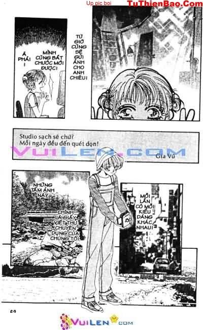 Thiên Thần Bé Bỏng Chapter 10 - Trang 62