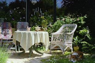 Terrassen i min tidligere have