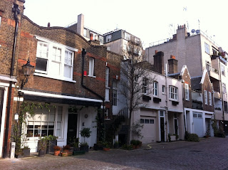 Devonshire Close, London W1
