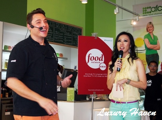 afc studio singapore food network asia jeff mauro