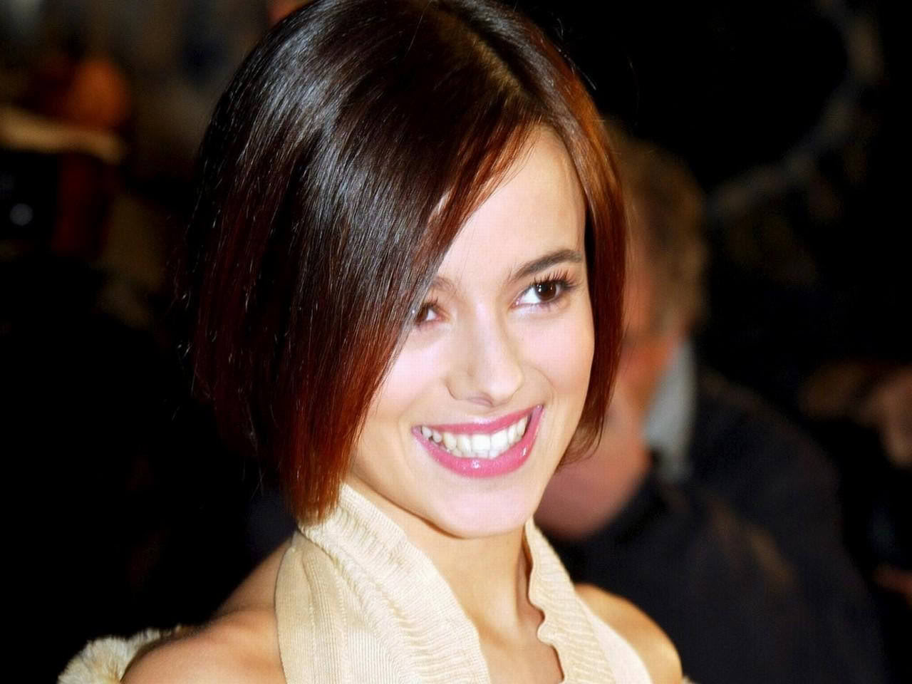 Beautiful Alizee Singer Wallpaper