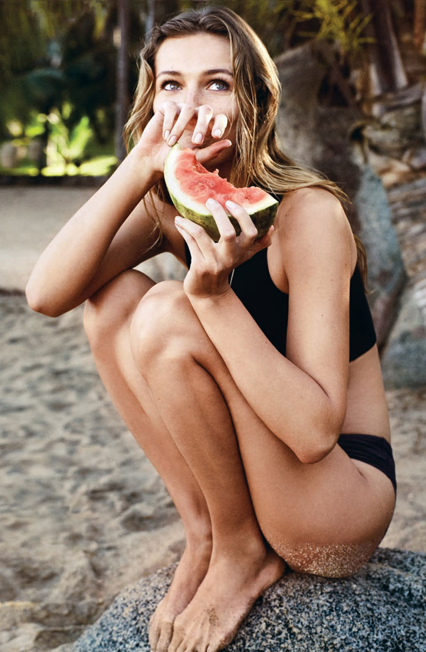Edita Vilkeviciute in The Sunday Telegraph March 2015 (photography: Dan Martensen, styling: Clare Richardson)