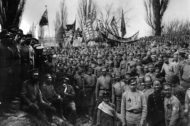 Red Army Russian Revolution