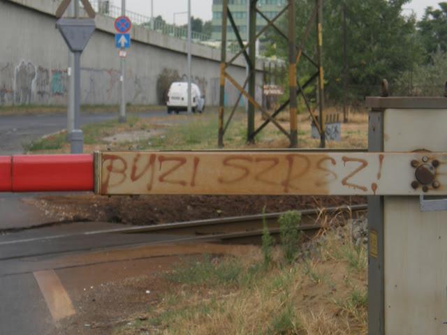 SZDSZ, Szabad Demokraták Szövetsége, graffiti, Budapest, street art, urban art, falfirka, vizuális környezetszennyezés