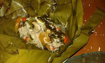 Resep Pepes Udang Kemangi Bakar Paling Enak resep masakan pepes udang kelapa ekonomis resep pepes udang bakar pedas Sederhana resep olahan pepes udang mudah dan praktis