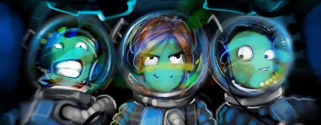 Kerbal Space Program: KSP: Вперёд и вверх