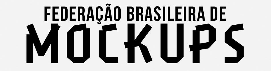 Federação Brasileira de Mockups