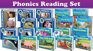50% Off Phonics Reading Set