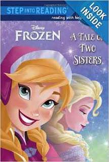 Disney Frozen: A Tale of Two Sisters