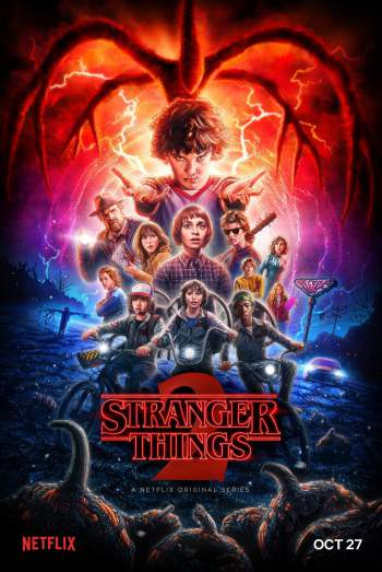 Stranger Things 2ª Temporada Torrent – WEB-DL 720p/1080p Dual Áudio
