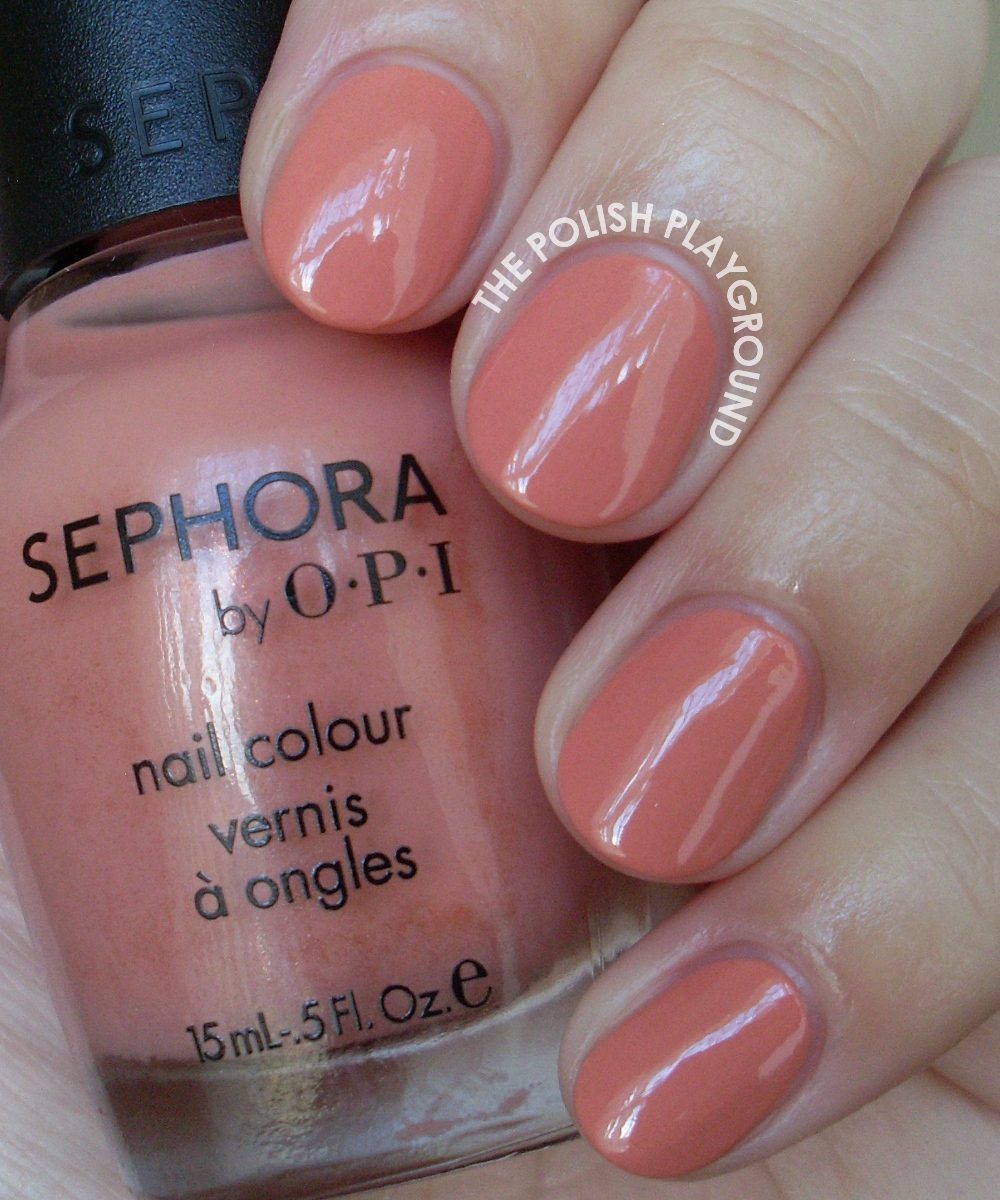Sephora by OPI Let's Do Lunch
