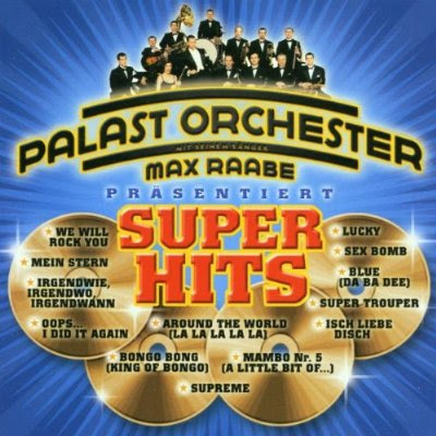 MAX RAABE UND DAS PALAST ORCHESTER – (2001) SUPERHITS I