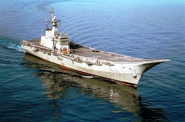 Kapal induk Thailand