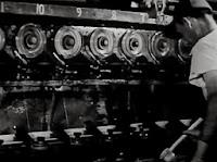 proses pembuatan fiber serat rayon