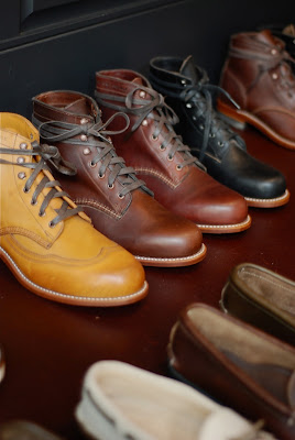 Leffot shoes: New York is hooked