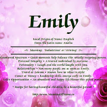 Tag Meaning Of Name Emily