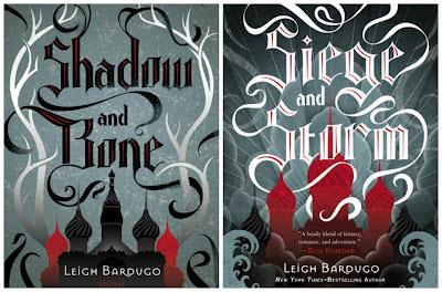 Grisha trilogy - Leigh Bardugo