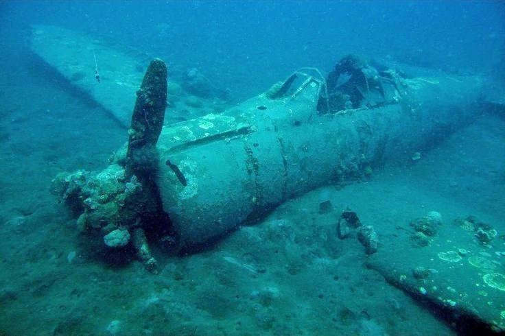 Ww2 Submarine Wrecks
