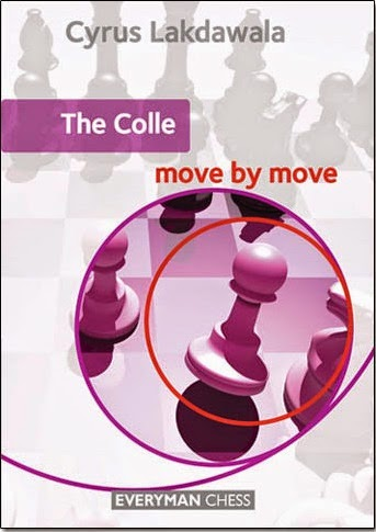 The Colle Move by Move - Cyrus Lakdawala