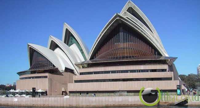 Sydney Opera House (Sydney, Australia)