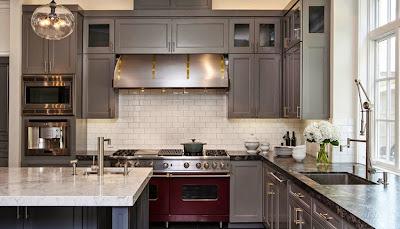 Contoh Desain Interior Dapur Modern Minimalis 2015