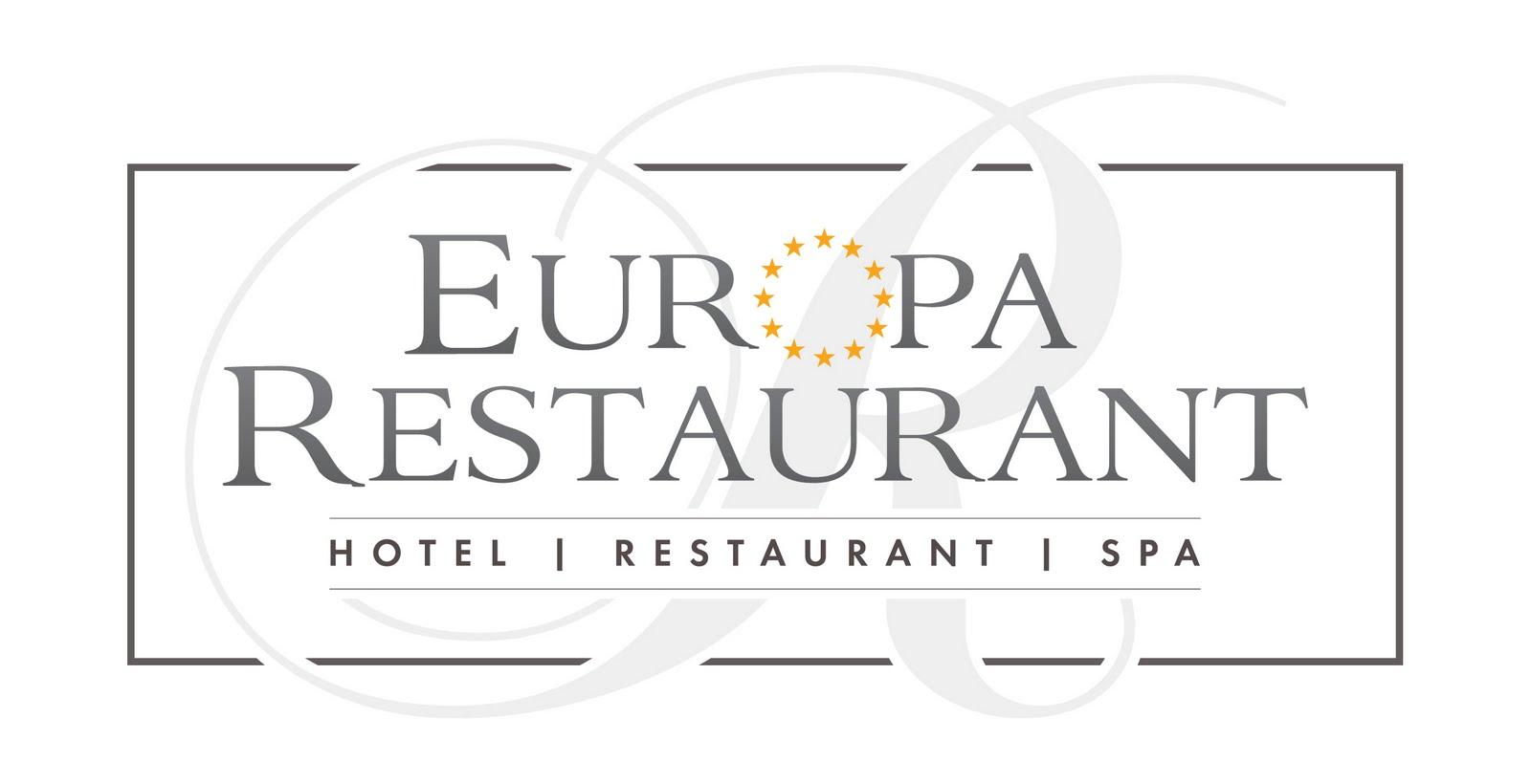 Restaurant Logo with P